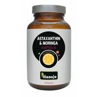 Astaxanthine + Moringa - 60 gélules - 550 mg