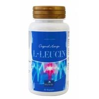 L-Leucine - 500 mg - 90 gélules