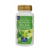Extrait de Houblon et de Mélisse à 10:1 - 90 gélules - 400 mg