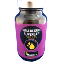Huile de Krill - Superba TM - 60 gélules - 500 mg