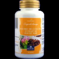 Curcuma Longa Bio - Poivre Noir - 600 mg - 90 gélules