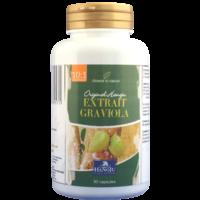 Graviola feuilles 20:1 (extrait) - Corossol - 90 gélules - 500 mg