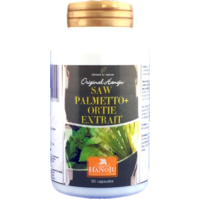Palmier nain + Ortie - 90 gélules - 550 mg