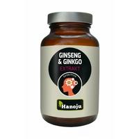 Ginseng + Ginkgo - 60 gélules - 600 mg