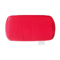 Coussin confort microbilles Rouge