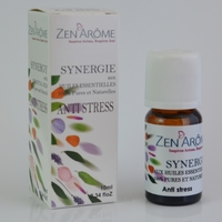 Synergie d'Huiles Essentielles - Antistress- 10 mL