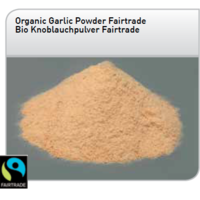 Ail en poudre soluble crue et Bio - 150 g