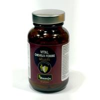 Vital cheveux Femme - 60 gélules - 575,8 mg