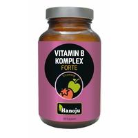 Complexe de vitamine B - 60 gélules de 625 mg