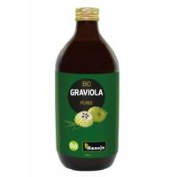Purée de Graviola Bio - 500 ml