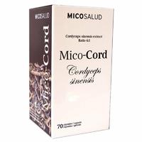 Mico-Cord - Cordyceps - Bio - 70 gélules - 660 mg
