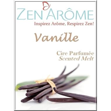 cire parfum vanille