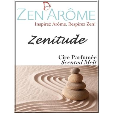 Cire parfum zenitude