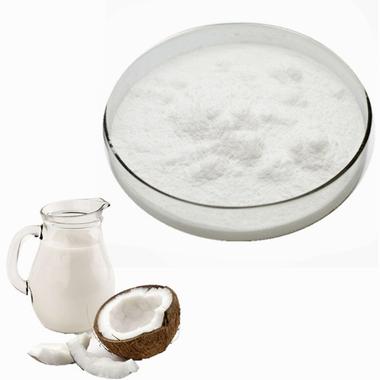 lait de coco lyophilisé en poudre crue et bio