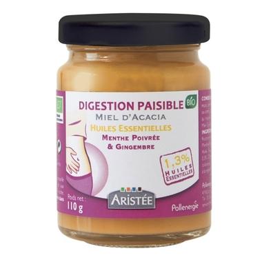 miel acacia digestion paisible aristée pollenergie