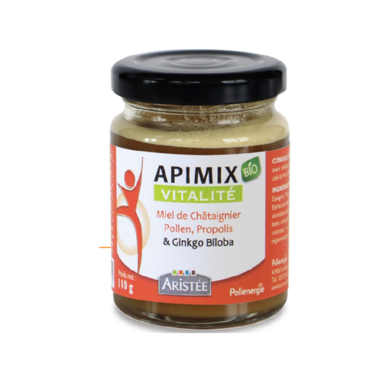 APIMIX VITALITE BIO aristee pollenergie