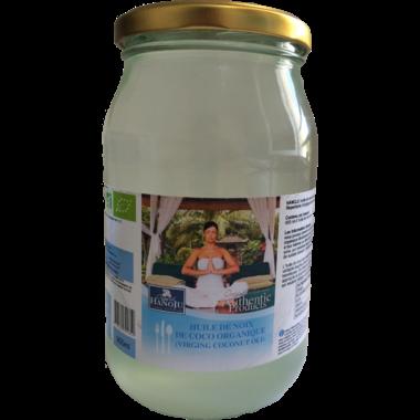 huile coco bio