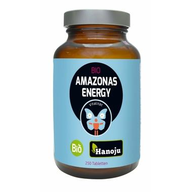 Energie d'Amazonie - 250 comprimés