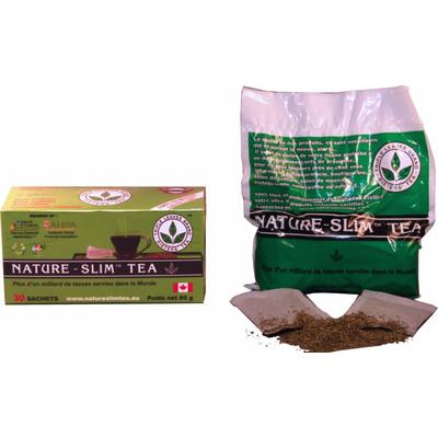 Nature Slim Tea - Mauve Frisée (30 infusettes)