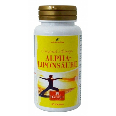 Acide Alpha-lipoïque - 500 mg