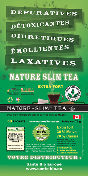 nature SM tea extra RVB