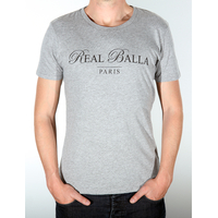 Tee-shirt Real Balla gris
