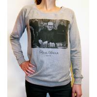 Sweat Gris Chirac - Femme