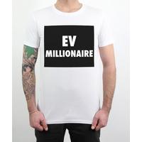 T-shirt EV Millionaire