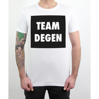 T-shirt Team Degen