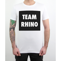 T-shirt Team Rhino