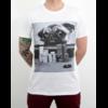 Tee-Shirt Gambling Pug