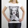 Tee-Shirt Marilyn Femme