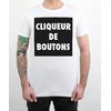 T-shirt Cliqueur de Boutons