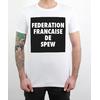 T-Shirt Fédération Française de Spew