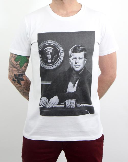 Tshirt Homme JFK