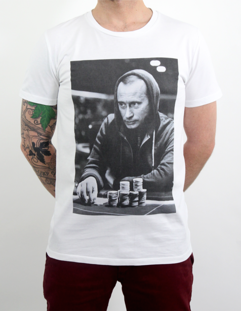 Tshirt Homme Poutine