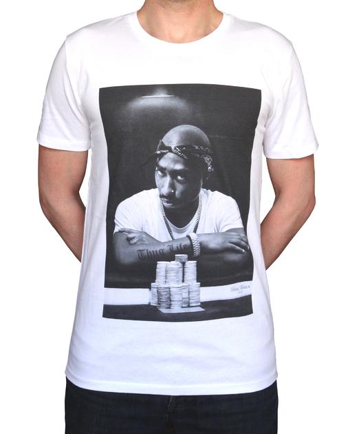 Tshirt Homme Tupac