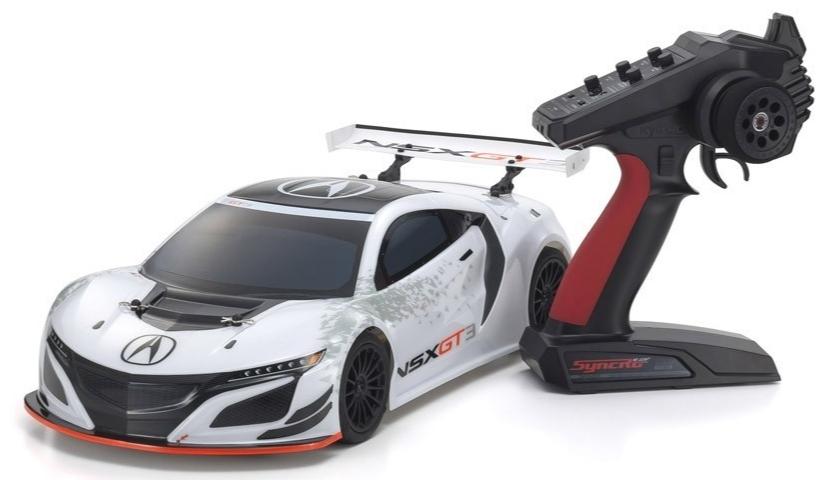 Kyosho FAZER MK2 Acura GT3 Race Car 1:10 Readyset, 34421B
