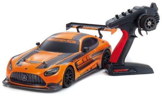 Kyosho PRE COMMANDE FAZER MK2 Mercedes GT3 AMG 1:10 Readyset, 34424B