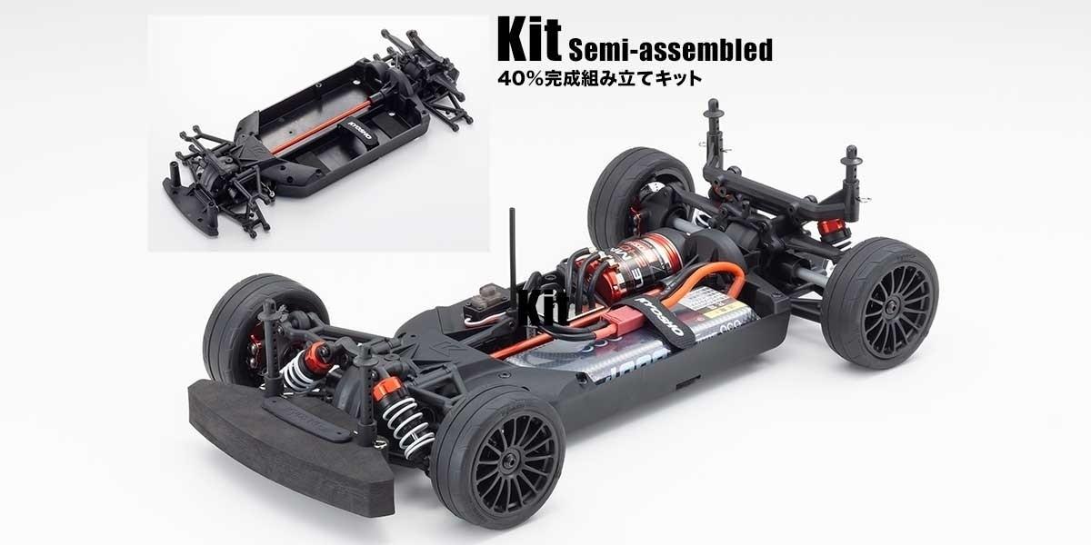 Kyosho FAZER MK2 Chassis Kit, 34461B