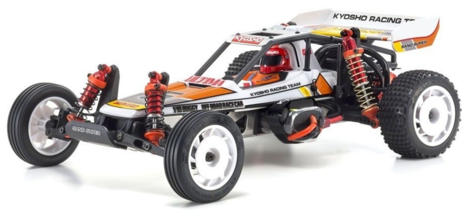 Kyosho ULTIMA 1:10 2WD KIT *LEGENDARY SERIES*, 30625B