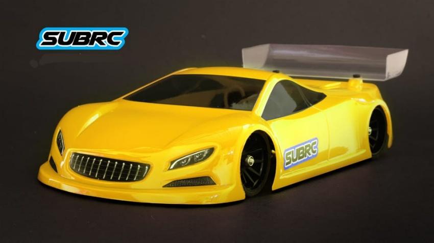 SUBRC Carrosserie Lexan SBX SubRC, SBRC-B008L