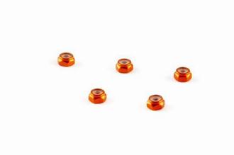 Mpower écrous de roue alu M2 Orange (5), N6900O