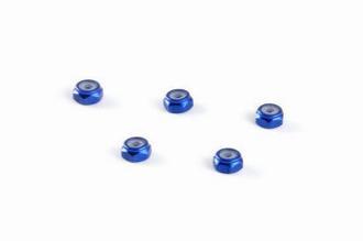 Mpower écrous de roue alu M2 Blue (5), N6900B