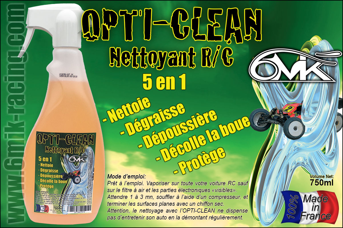 6MIK Nettoyant RC OPTI-CLEAN
