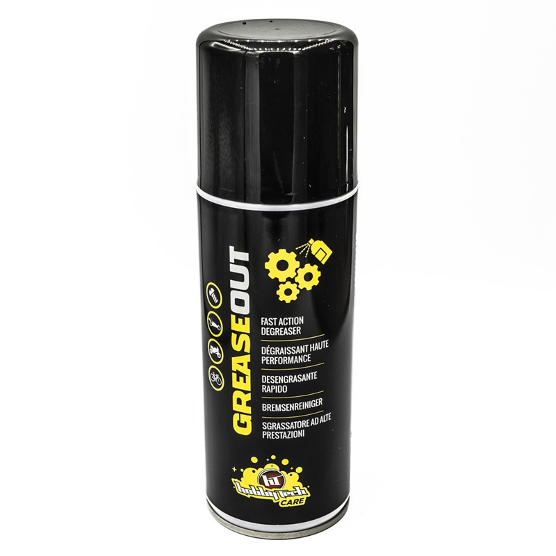 HOBBYTECH Nettoyant type freins GREASE OUT 400ml, HTC-1921