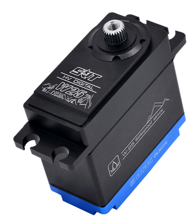 SRT Digital Servo Waterproof 25.0kg/0.14sec @7,4V, DHW25