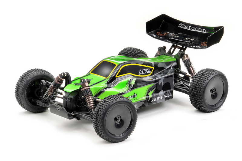 ABSIMA 1:10 EP Buggy AB3.4BL 4WD Brushless, 12242