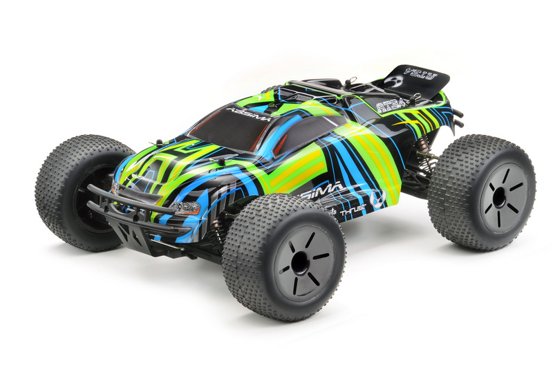 ABSIMA 1:10 EP Truggy AT3.4BL 4WD Brushless, 12224