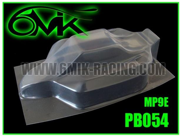 6Mik Carrosserie Kyosho MP9E PB054